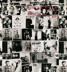 LP hoes Exile on Main Street (Rolling Stones)