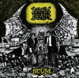 Beste Napalm Death album: Scum