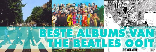 top tien beste albums van The Beatles